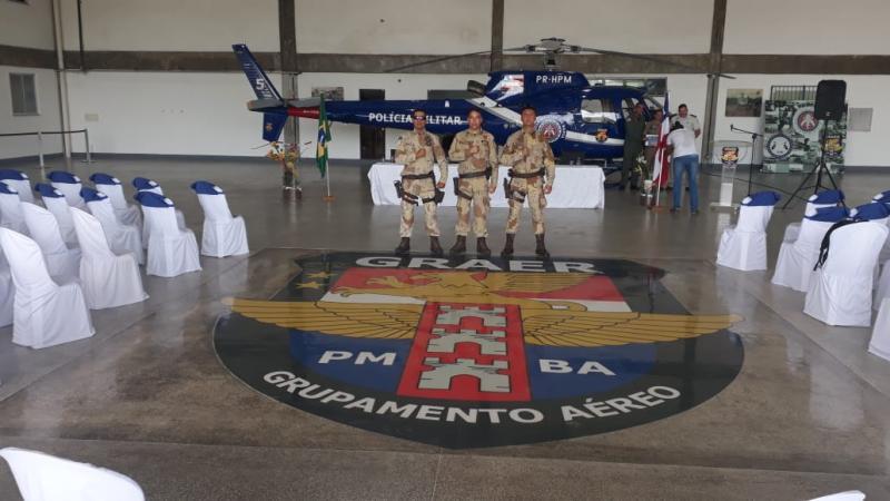 Policiais da CIPE Sudoeste recebem treinamento para operação de aeronave remotamente pilotada