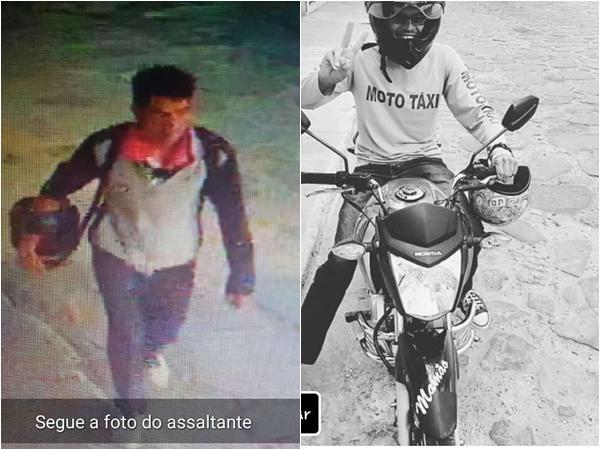 População se mobiliza para encontrar motocicleta roubada em Rio de Contas