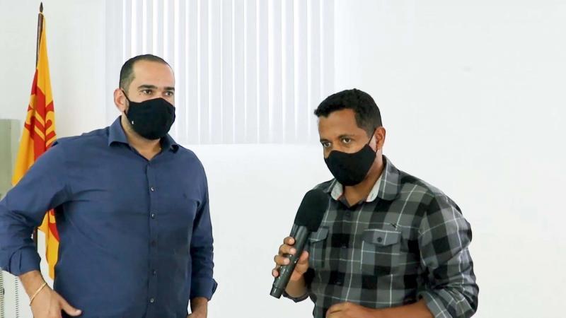 Veja o vídeo: Aumento de hospitalizados e mortes por Covid-19 em Brumado pode levar a prefeitura a adotar medidas restritivas mais severas, além das já impostas pelo Estado
