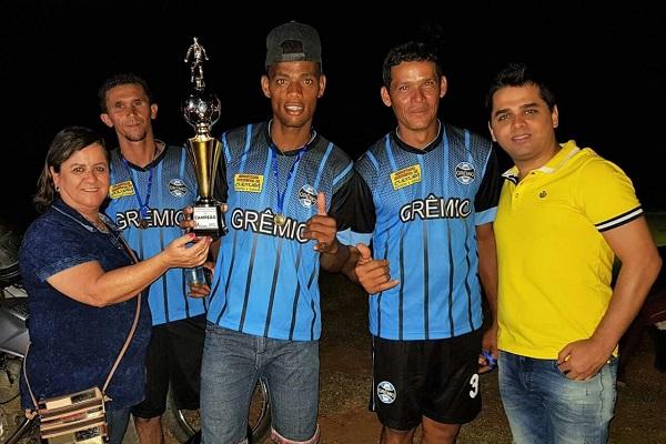 Final do IV Campeonato de Futebol Society do Paris Matias aconteceu em Aracatu