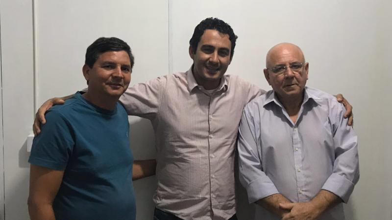 Brumado: Aumenta o número de lideranças que apoiam o nome de Márcio Moreira para deputado