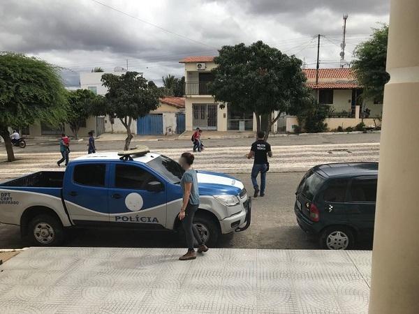 Bandidos roubam diversos equipamentos eletrônicos em Igreja evangélica de Aracatu