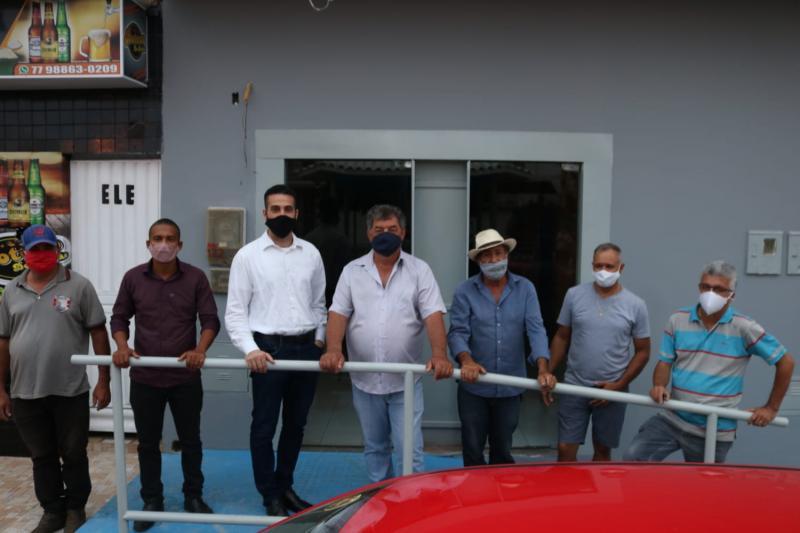 Rio do Antônio: Falta pouco para a inauguração da unidade do Banco do Brasil em Ibitira