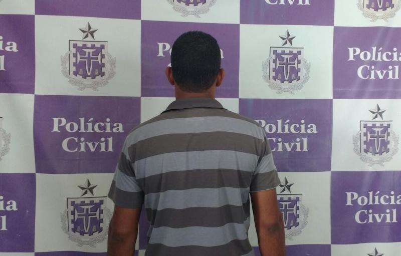 Polícia Civil cumpre mandado de prisão contra suspeito de tentativa de homicídio em Brumado