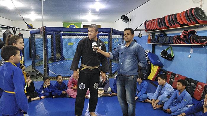 Jiu-jítsu e Muay thai ganham destaque em Brumado; veja a reportagem