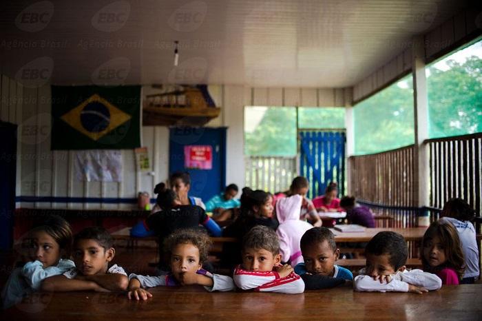 Cresce número de matrículas na creche e na pré-escola