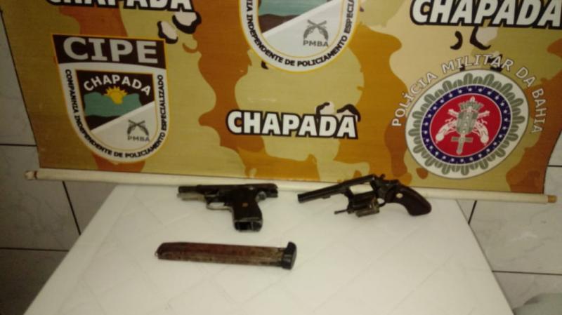 Carreta é recuperada e dois assaltantes morrem em confronto com a Cipe Chapada