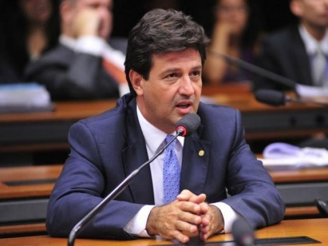 Bolsonaro confirma Luiz Henrique Mandetta para Ministério da Saúde