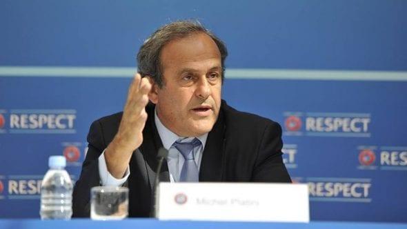 Ex-presidente da Uefa, Platini é preso por suspeita de corrupção