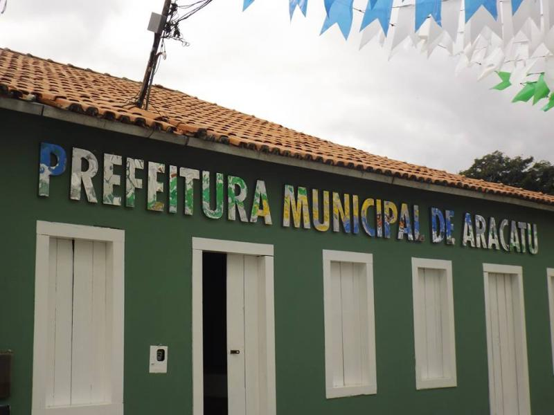 Prefeitura de Aracatu decreta Luto oficial de 3 dias pelo falecimento da Srª Lúcia Santos Silveira