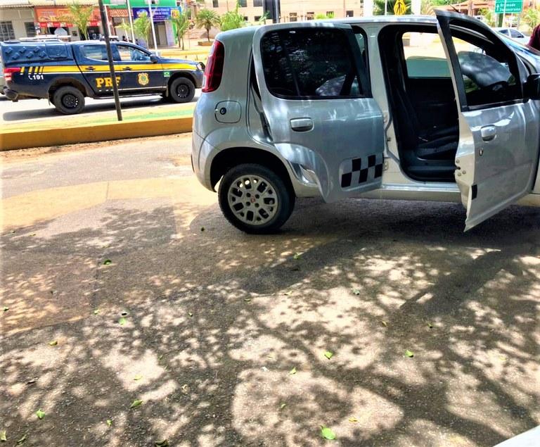 PRF na Bahia recupera dois veículos em ocorrências distintas na cidade de Caetité