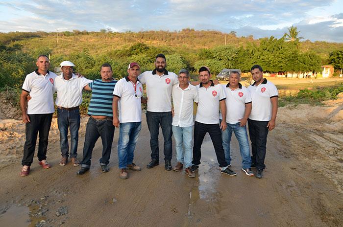Mirante: Grupo Amigos do Areião realiza bingo beneficente para construção de passagem molhada no povoado