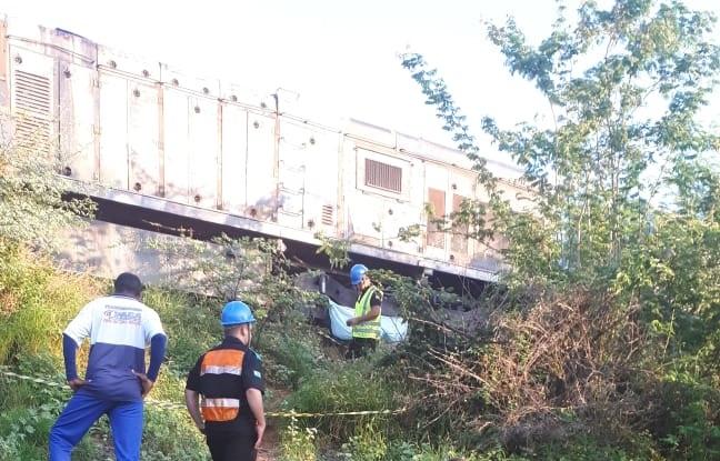 Jovem de 18 morre atropelado por trem após dormir na linha em Malhada de Pedras