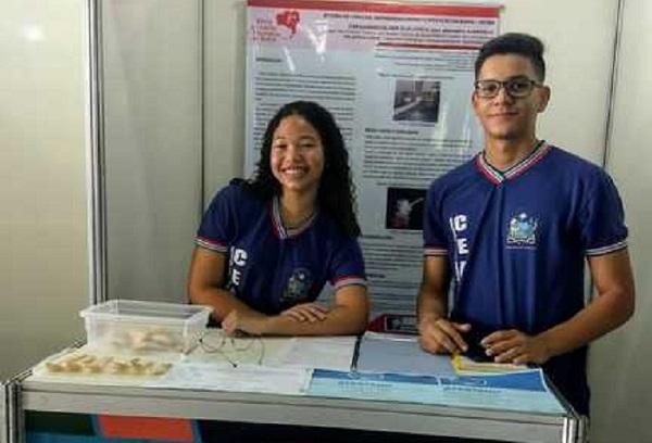 Estudantes desenvolvem talheres comestíveis em Ibiassucê, região de Brumado