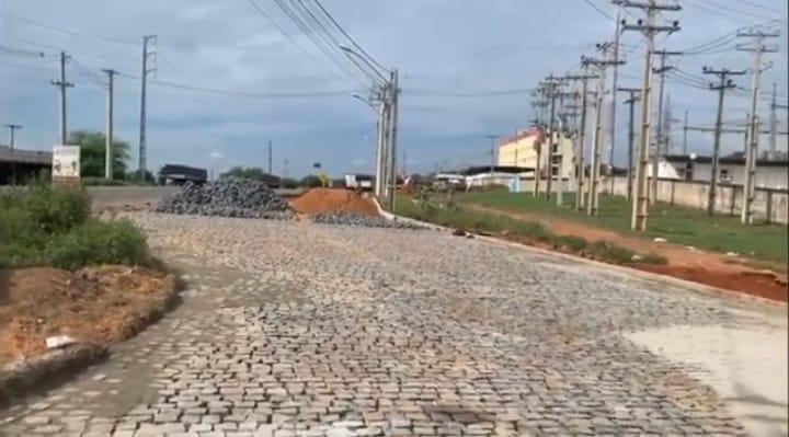 Brumado: Prefeitura realiza expansão na região do bairro Cidade das Esmeraldas