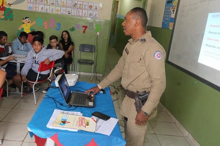 Polícia Militar e Prefeitura Municipal de Rio do Antônio dão início ao PROERD