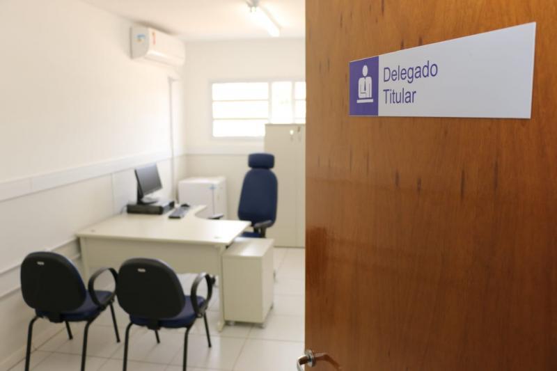 Polícia Civil ganha nova Delegacia Territorial no município de Caetité