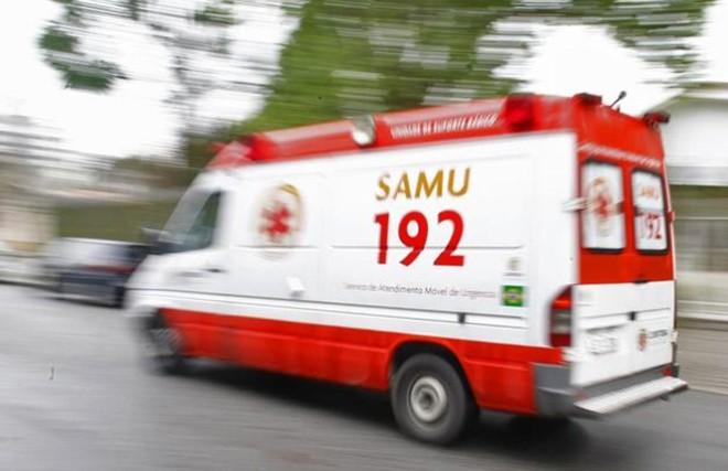 Livramento de Nossa Senhora: dentista fica ferido em acidente de moto na BA-152
