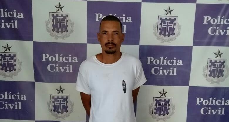 Polícia Civil age rápido e prende homem que tentou matar o primo em Brumado