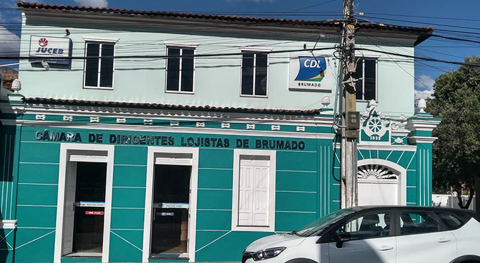Brumado: CDL protocola ofício solicitando mudanças no funcionamento da área Azul