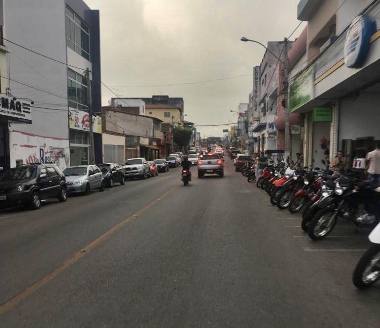 Brumado: Mapeamento e taxas da zona azul não agradam e comerciantes pedem flexibilização