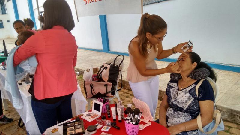 Brumado: I Feira de Saúde da Mulher foi realizada com sucesso no Bairro Baraúnas