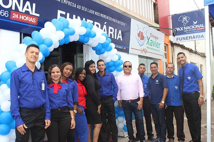 Pax Nacional inaugura filial em Ibicoara, Chapada Diamantina