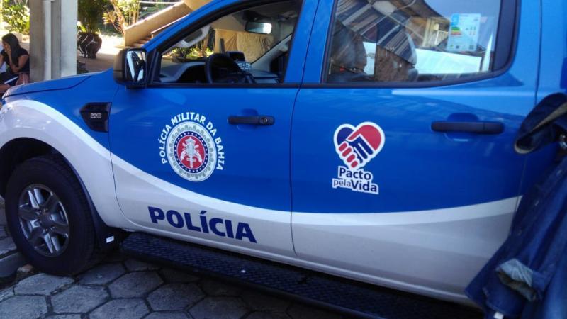 Polícia Militar recebe nova viatura em Brumado