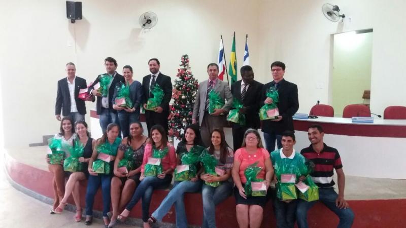 Câmara de Vereadores de Rio do Antônio encerra atividades de 2017