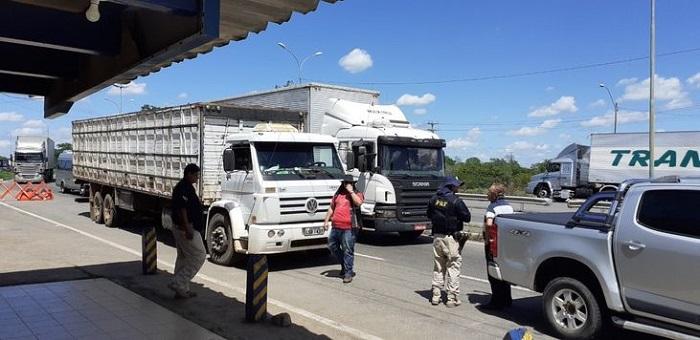 Adab intensifica fiscalização nas estradas baianas