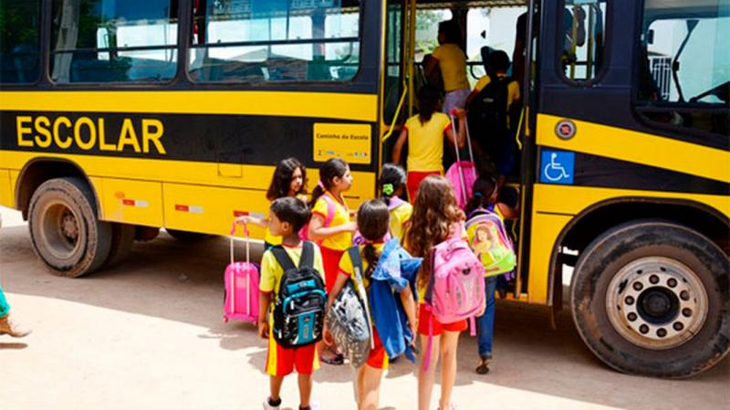 MPF recomenda que 16 municípios do extremo oeste baiano regularizem transporte escolar