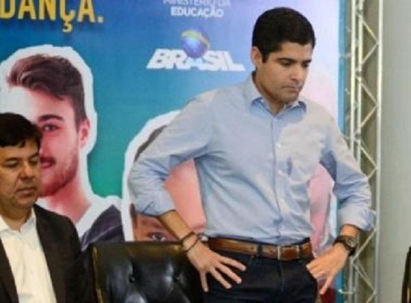 Neto se irrita com movimento de deputado para se colocar como opção de vice de Alckmin