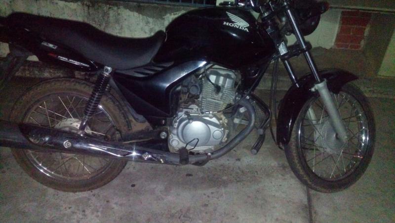 34ª CIPM reforça policiamento e recupera motocicleta tomada de assalto em Brumado