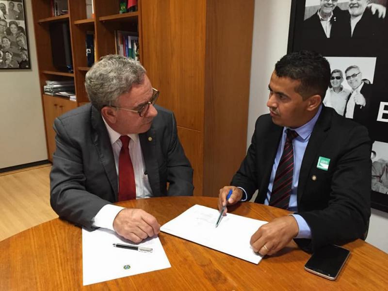 Guajeru: mais de R$200 mil são destinados para estruturação da rede de serviços de Atenção Básica da saúde no município