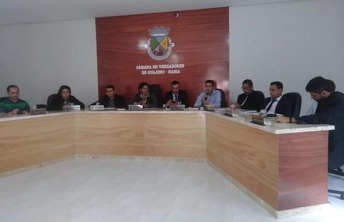 Minuta da Reforma e Atualização da Lei Orgânica Municipal é apresentada em Guajeru
