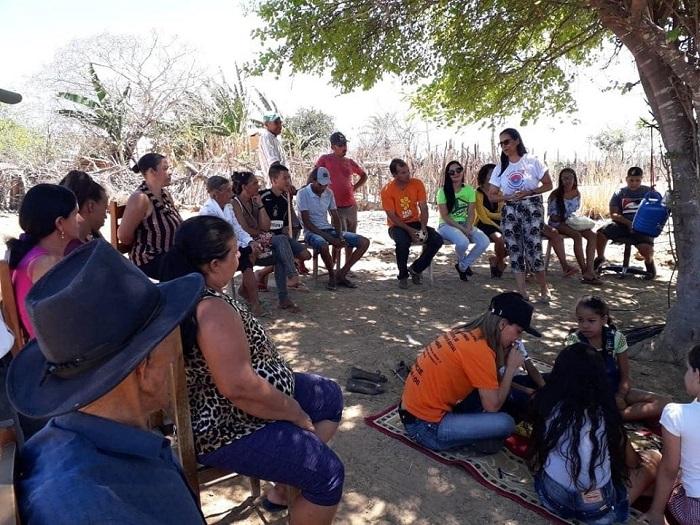 Rio do Antônio: O projeto 'Cras Na Comunidade' continua visitando as comunidades rurais
