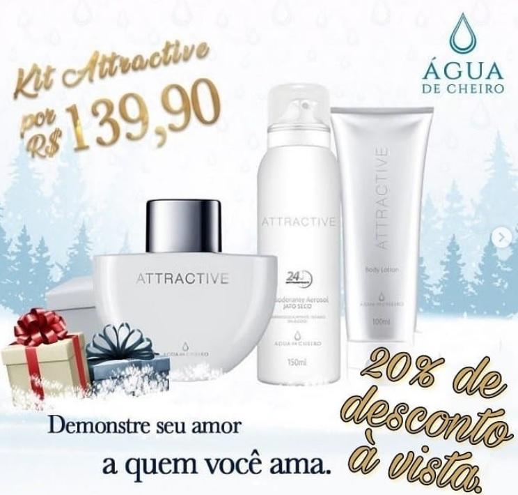 Água de Cheiro de Brumado está com promoções imperdíveis para o Natal e Ano Novo