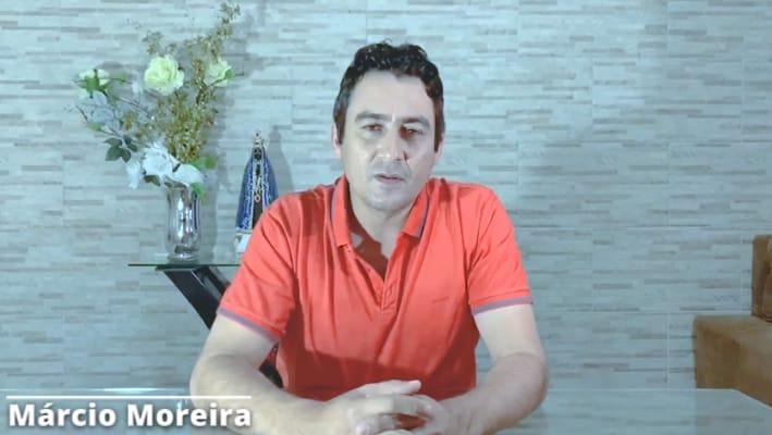 Márcio Moreira registra queixa-crime contra pré-candidato a vereador e loja de celular em Brumado