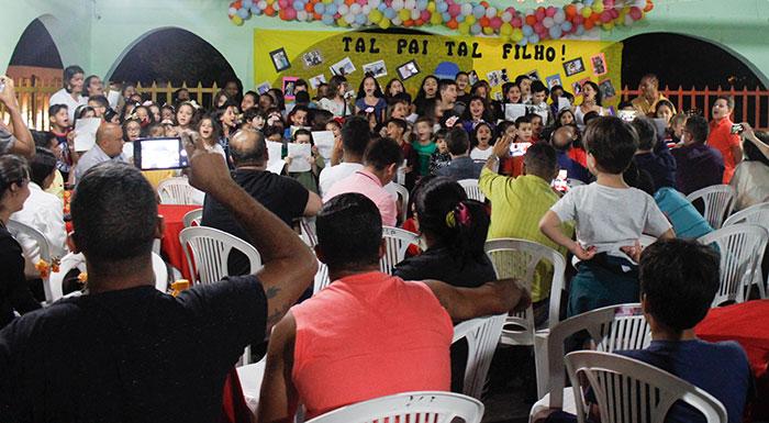 Brumado: Pais foram homenageados em evento especial promovido pela ENSF
