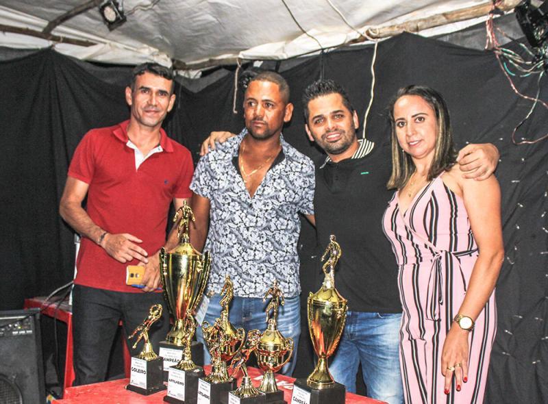 Aracatu: Grande público comparece na grande final do Campeonato Mano Vera, no Povoado Adobo