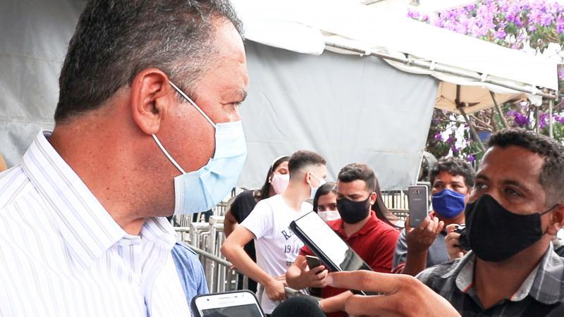 Rui Costa entrega benefício no valor de seis milhões em Aracatu; veja o vídeo com a reportagem