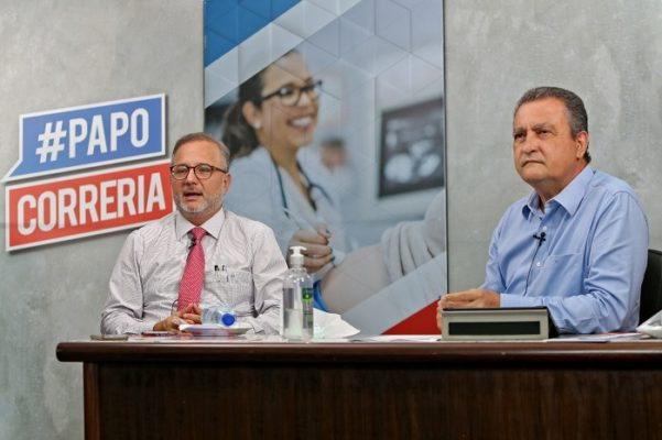 Investimentos na rede de saúde para combate à Covid-19 vão trazer benefícios permanentes, afirma Rui Costa