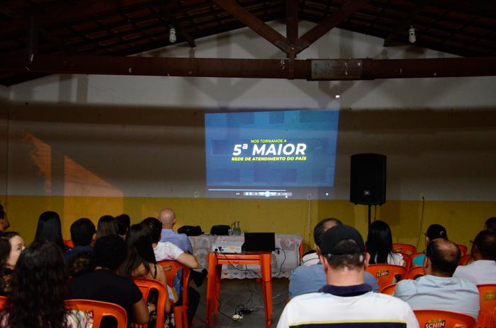 Demonstração dos Resultados financeiros referentes ao exercício de 2017 do SICOOB Extremo Sul foi apresentado em Brumado