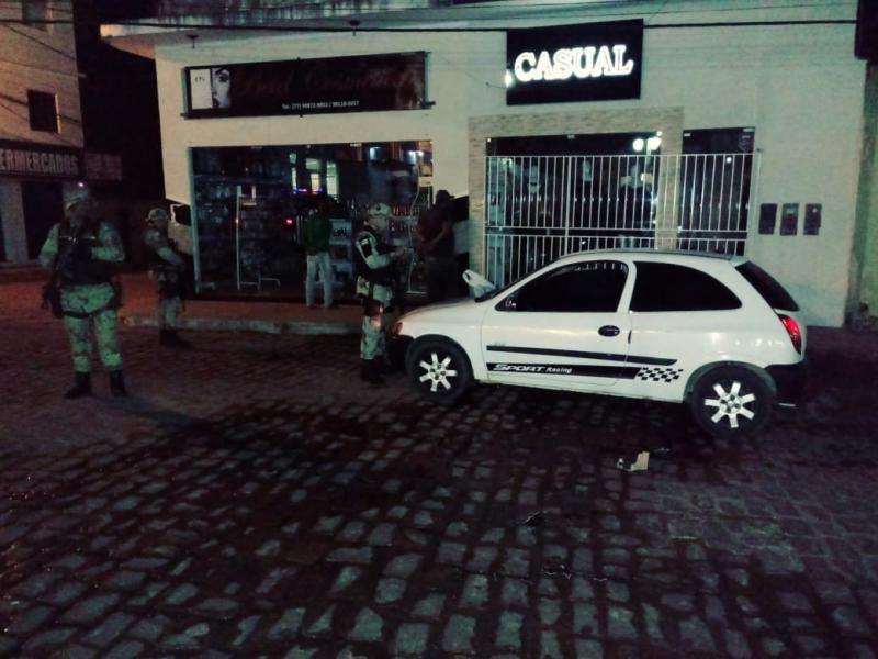 CAESG em ação: Homem com mandado de prisão em aberto é preso em Barra da Estiva