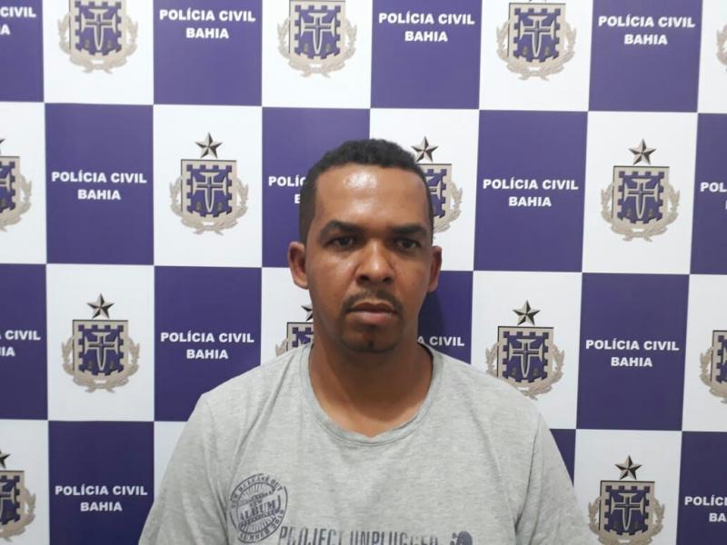 Gerente do tráfico em Vitória da conquista é preso por equipes da DTE