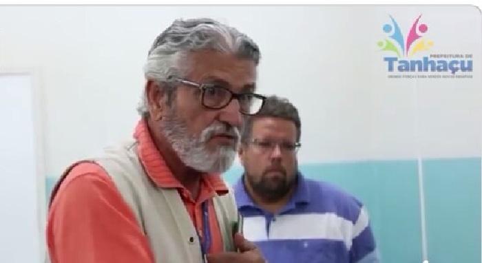 ADAB de Brumado se reúne com a Secretaria de Saúde de Tanhaçu e pessoas que comercializam carnes no município
