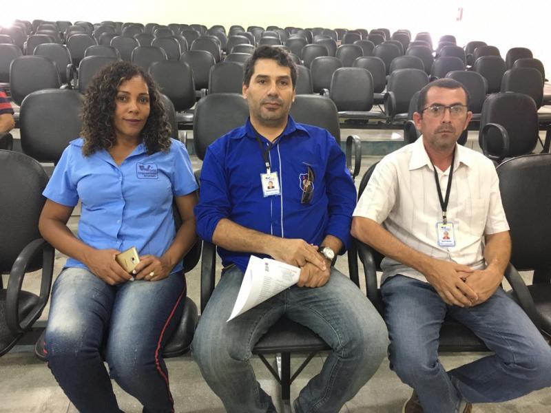 Agentes de Desenvolvimento Econômico fala sobre Sala do Empreendedor na Câmara de Brumado