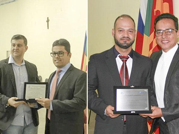 Brumado: Dois Delegados da Polícia Civil são agraciados com o Título de Cidadão Brumadense