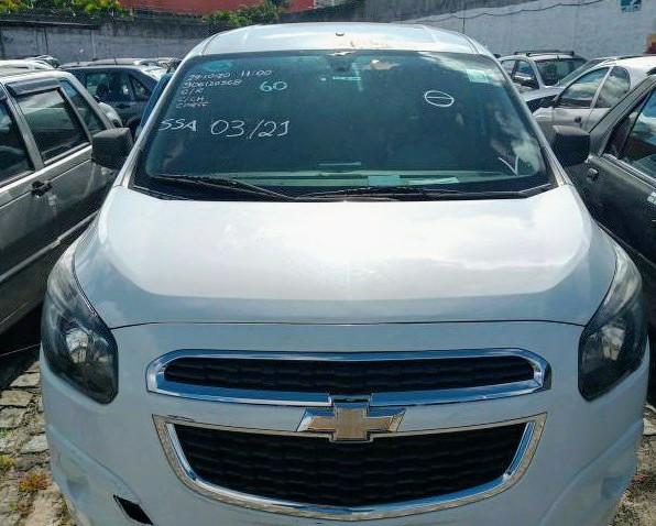 Leilão do Detran-BA oferece carros 2018 com lances a partir de R$ 5 mil