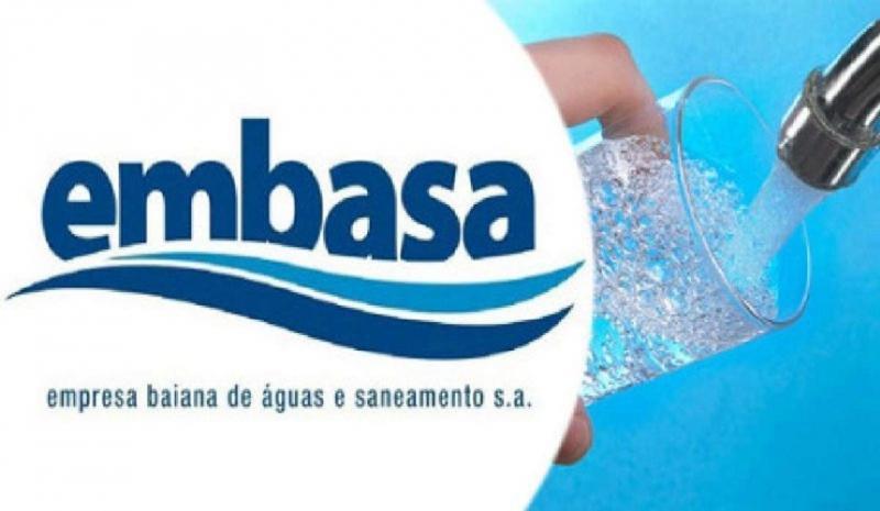 Embasa prorroga condições especiais para pagamento de contas atrasadas até o dia 29 de janeiro